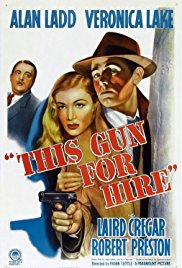 This Gun for Hire 1942 Cover