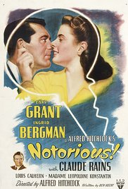 Notorious 1946 Cover