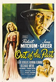 Out of the Past 1947 Cover