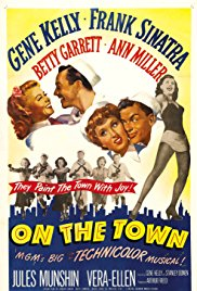 On the Town 1949 Cover