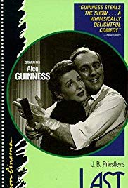 Last Holiday 1950 Cover