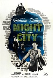 Night and the City 1950 Cover