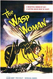 The Wasp Woman 1959 Cover