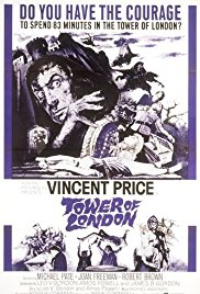 Tower of London 1962 Cover