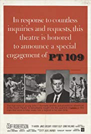 PT 109 1963 Cover
