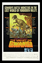 The Valley of Gwangi 1969 Cover