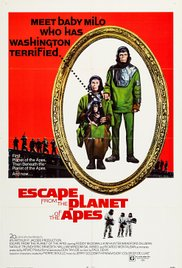 Escape from the Planet of the Apes 1971 Cover
