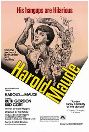 Harold and Maude 1971 Cover
