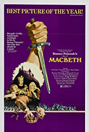 Macbeth 1971 Cover