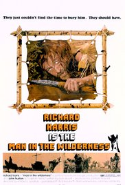 Man in the Wilderness 1971 Cover