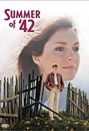 Summer of '42 1971 Cover