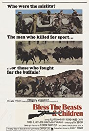 Bless the Beasts & Children 1971 Cover