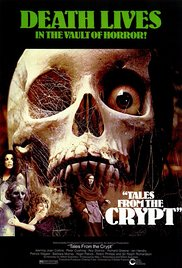 Tales from the Crypt 1972 Cover