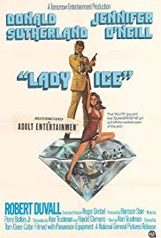 Lady Ice 1973 Cover