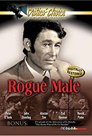 Rogue Male 1976 Cover