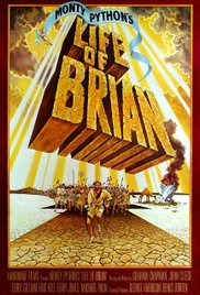 Life of Brian 1979 Cover