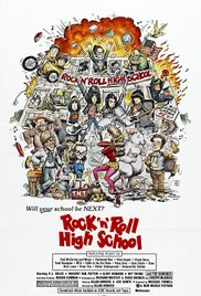 Rock 'n' Roll High School 1979 Cover