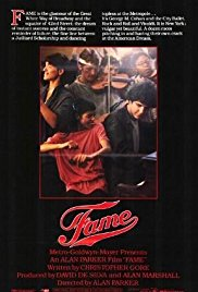Fame 1980 Cover