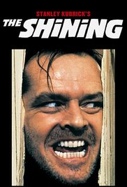 The Shining 1980 Cover