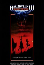 Halloween III: Season of the Witch 1982 Cover