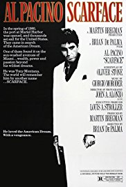 Scarface 1983 Cover
