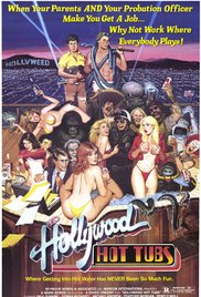 Hollywood Hot Tubs 1984 Cover