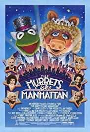 The Muppets Take Manhattan 1984 Cover