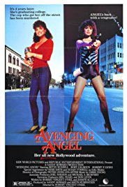 Avenging Angel 1985 Cover