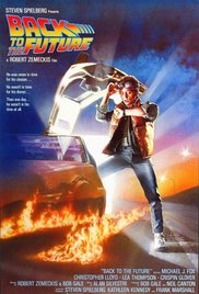 Back to the Future 1985 Cover