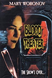 Blood Theatre 1984 Cover