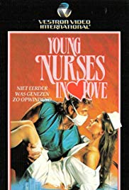 Young Nurses in Love 1987 Cover
