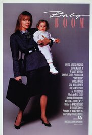 Baby Boom 1987 Cover