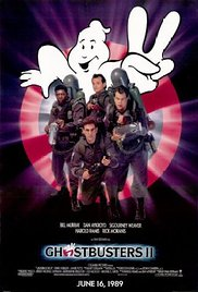 Ghostbusters II 1989 Cover