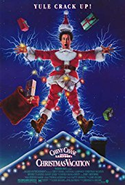National Lampoon's Christmas Vacation 1989 Cover
