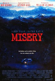 Misery 1990 Cover