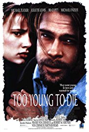 Too Young to Die? 1990 Cover