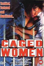 Caged Women 1991 Cover