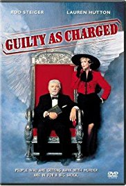Guilty as Charged 1991 Cover