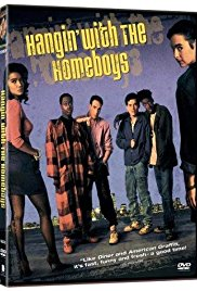 Hangin' with the Homeboys 1991 Cover