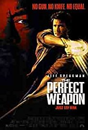 The Perfect Weapon 1991 Cover