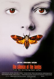 The Silence of the Lambs 1991 Cover