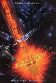 Star Trek VI: The Undiscovered Country 1991 Cover