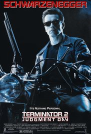 Terminator 2: Judgment Day 1991 Cover
