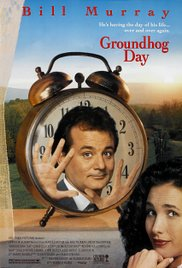 Groundhog Day 1993 Cover