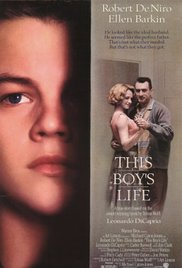 This Boy's Life 1993 Cover