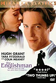 The Englishman Who Went Up a Hill But Came Down a Mountain 1995 Cover