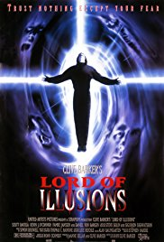 Lord of Illusions 1995 Cover