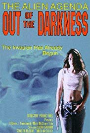 Alien Agenda: Out of the Darkness 1996 Cover
