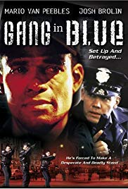 Gang in Blue 1996 Cover