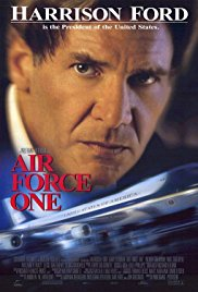 Air Force One 1997 Cover